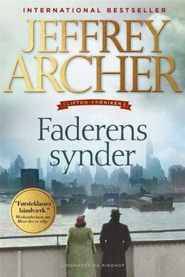 Jeffrey Archer: Faderens synder