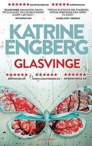 Katrine Engberg: Glasvinge : kriminalroman